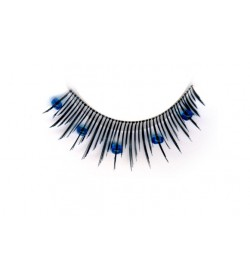 Eye Lashes Carnival  no. 4098 (pair)
