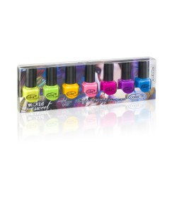 Color Club Wicked Sweet 7pcs. Display