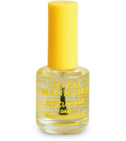 Blue Cross Total Manicure Naturale Nail Nutrition  1/2oz.