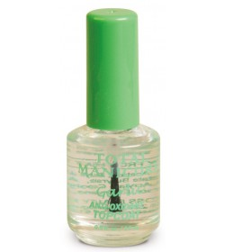 Blue Cross Total Manicure Garlic Anti-Oxidant Top Coat  1/2oz.