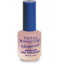 Blue Cross Total Manicure Advenced Nail Thickener  1/2oz.