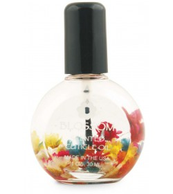 Blue Cross Cuticle Oil Blossom Hibiscus Scented 1oz.