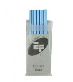 EF Tubes Artificial Nail Tool 6pcs. - blue