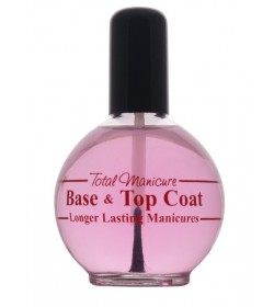 Blue Cross Base & Top Coat Long Lasting Manicures 2.5oz