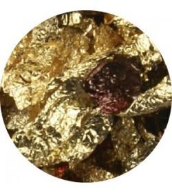 EF Gold & Copper Melange Foil