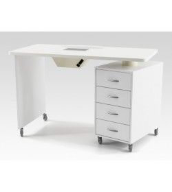 Manicure Table - white