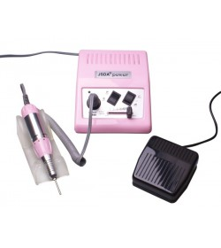 Manicure Electrical Nail Drill JD500 - pink