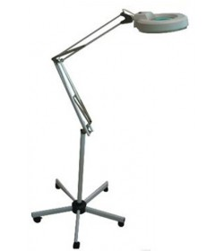 Magnifying Lamp (on wheels)
