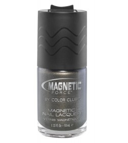 Color Club Nail Lacquer Magnetic Force Collection 0.5oz -  Steel Of The Night
