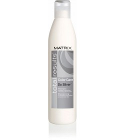 MATRIX Total Results Color Care So Silver Shampoo 300ml (10.1oz)