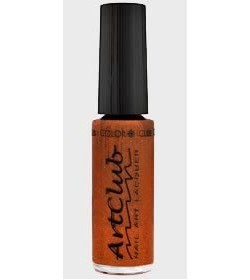 Art Club Nail Lacquer 1/4oz. - Copper Glitter