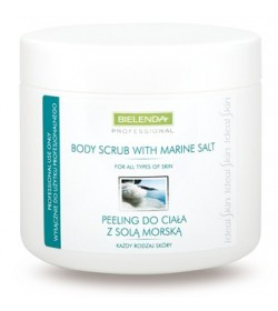 Bielenda Boby Srub 600g - With Marine Salt