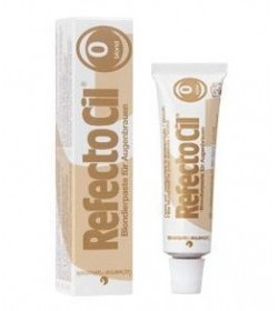 RefectoCil Bleaching Paste for Eyebrows 15ml - 0.0 Blonde