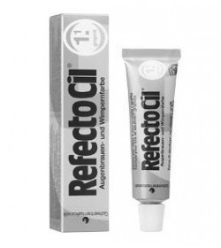 RefectoCil Eyelash and Eyebrow Tint 15ml - 1.1 Graphite