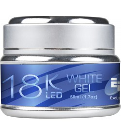 EFexclusive 18K LED Gel 50ml - White