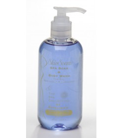 Estelina's Spa Soak & Body Wash 227g/8oz - Grapefruit&White Tea