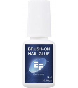 EF Exclusive Brush-on Nail Glue 5ml