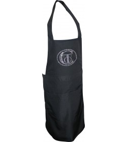 Christrio black apron