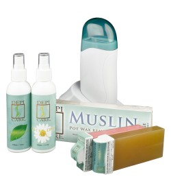 DepiCare Personal Wax Kit