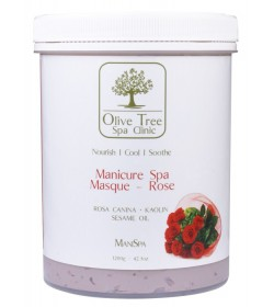 Olive Tree Spa Clinic Manicure Spa Masque 1200g - Rose