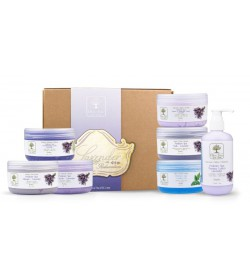 Olive Tree Spa Clinic Lavender Relaxation Kit