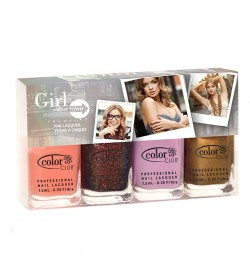 Color Club mini Girl About Town Collection