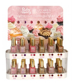 Ruby Wing Cupckes&Champagne Scented Collection 36pcs.