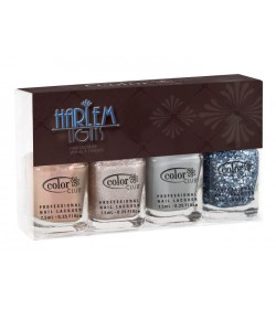 Color Club mini Harlem Lights Collection 4pcs.