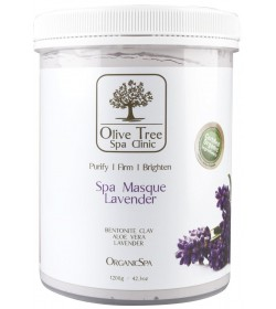 Olive Tree Spa Clinic ORGANICS Spa Masque 1200g - Lavender