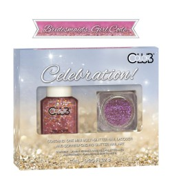 Color Club Celebration Collection Mini - Bridesmaids: Girl Code