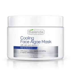 Bielenda Algae Face Mask 190g - Cooling with Rutin & Vitamin C