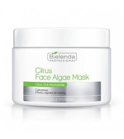 Bielenda Algae Face Mask 190g - Citrus