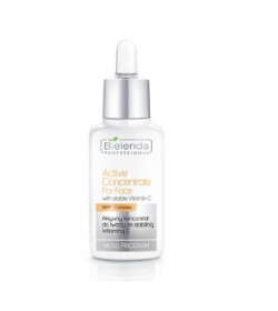 Bielenda Concentrate with Vitamin C 30ml – Firmness and Elasticity