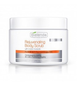 Bielenda Rejuvenating Body Scrub with Indian Forskolin 550g