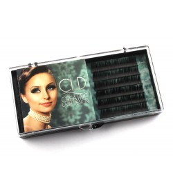 """CLD Silk Lashes for thickening """"0,07"""""""