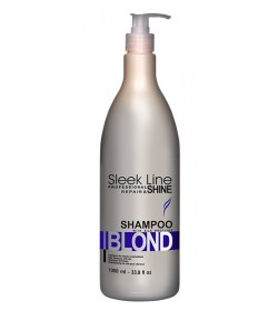 STAPIZ Sleek Line Hair Shampoo Blond 1000ml