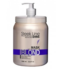 STAPIZ Sleek Line Hair Mask Blond 1000ml