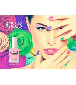 Color Club Salon Poster