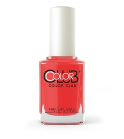 Color Club Nail Lacquer 0.6oz - All about town