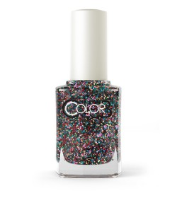 Color Club Nail Lacquer Backstage Pass  Collection 0.5oz - Wish upon a Rock Star