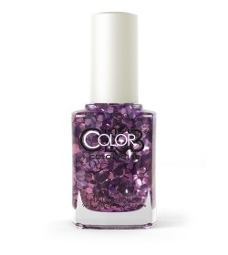Color Club Nail Lacquer Backstage Pass  Collection 0.5oz - It's a Hint!