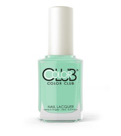 Color Club Nail Lacquer Blossoming Collection 0.5oz - Blue-Ming