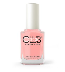 Color Club Nail Lacquer Blossoming Collection 0.5oz - Blushing Rose
