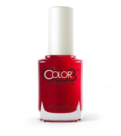 Color Club Nail Lacquer 0.6oz - Velvet Rope