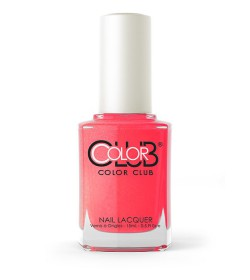 Color Club Nail Lacquer 0.5oz - Electro Candy