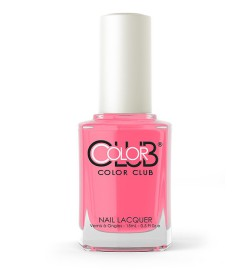 Color Club Nail Lacquer Fiesta Collection 0.5oz - Flamingo
