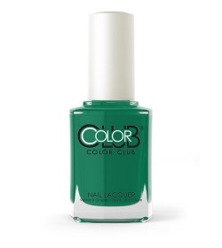 Color Club Nail Lacquer Fiesta Collection 0.5oz - Wild Cactus