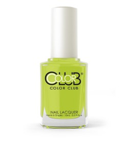 Color Club Nail Lacquer Fiesta Collection 0.5oz - Sunrise Canyon