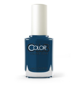 Color Club Nail Lacquer Harlem Lights Collection 0.5oz - Baldwin Blues