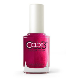 Color Club Nail Lacquer 0.6oz - Diva Driver